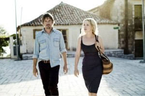 Greece becomes the setting for the latest film of  Jesse (Ethan Hawke) and Celine (Julie Delpy) in Before Midnight.