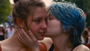 Blue Is The Warmest Color is a French lesbian love story that tells more than just a story.