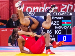 The fate of Wrestling's Olympic sport status could make as much news as the vote on the host city of the 2020 Games.