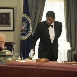 Forest Whitaker plays a butler in The Butler who serves the White House and includes himself in history.