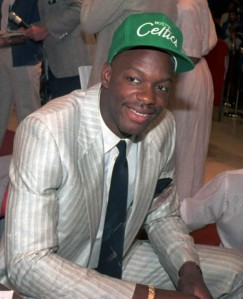 Len Bias was drafted by the Celtics during the 1986 NBA Draft. He was expected to be one of the greats. But all promise ended in tragedy two days later.