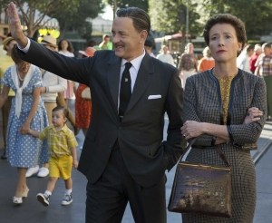 Emma Thompson portrays the author of Mary Poppins to be like someone we never expected her to be at all in Saving Mr. Banks.