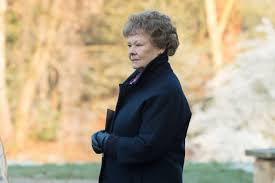 Judi Dench plays Philomena Lee, an Irish woman looking for he long lost son, in Philomena.