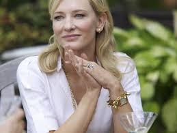 Cate Blanchett plays Jasmine, a socialite with all the wrong moves, in Blue Jasmine.