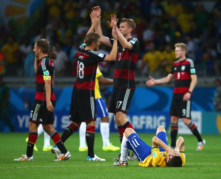 Brazil 2014 hoped to make the 1950 World Cup final a thing of the past. Instead it created a new bad memory of a nightmarish 7-1 loss to Germany.