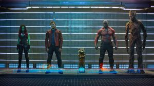 Meet the Guardians Of The Galaxy: a superhero quintet that went from misfits to household names this summer.