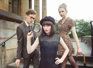 God Help The Girl is an original musical by Stuart Murdoch of three young Glasgow adults who form their own band.