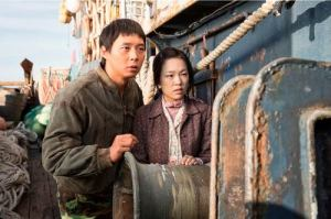 Haemoo (Sea Fog) is a story of romance in the midst of an illegal immigration expedition.