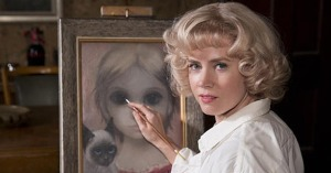 Amy Adams plays artist Margaret Keane in Big Eyes: a story of possibly the biggest art forgery of our time.