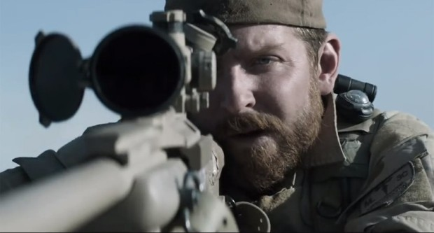 American Sniper appears to be the story of Navy SEAL Chris Kyle (played by Bradley Cooper) but it's a lot more.