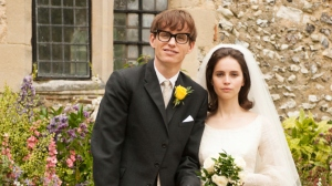 The Theory Of Everything is as much about Jane Hawking (played by Felicity Jones) as it is about Stephen (played by Eddie Redmayne).