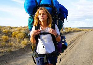 Wild is about Cheryl Strayed (played by Reese Witherspoon) who goes on a hiking trip in 1995 to heal herself from her troubled past.