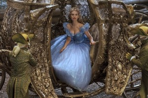 In ofor Cinderella to work as a live-action movie, the set design and costuming had to be top notch.