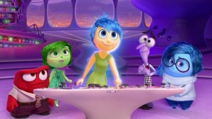 Inside Out features five characters of human feelings and takes one to an amazing world of the subconscious.