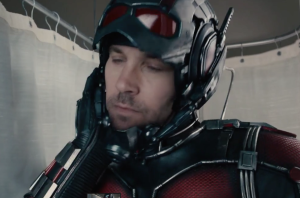 Paul Rudd proves in Ant-Man size does matter. The smaller the better.