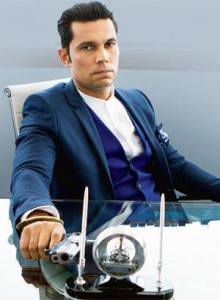 Randeep Hooda plays Jeet Johar, a leader of an organized crime syndicate in Beeba Boys.