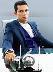 Randeep Hooda plays Jeet Johar, a leader of an organized crime syndicate in Beeba Boys.