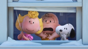 The Peanuts Movie is full of surprises. Especially for Charlie Brown.